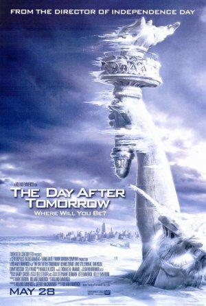 Cartaz O Dia Depois de Amanhã