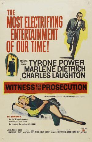 Cartaz Testemunha de Acusação