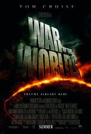 Cartaz Guerra dos Mundos (2005)
