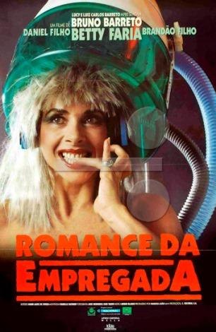 Cartaz Romance da Empregada