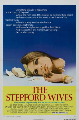 Cartaz As Esposas de Stepford