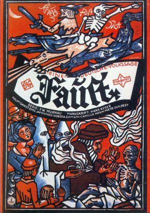 Cartaz Fausto
