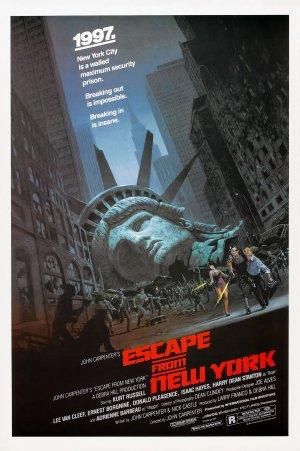 Cartaz Fuga de Nova York