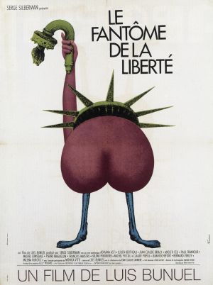 Cartaz O Fantasma da Liberdade