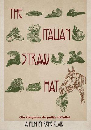Cartaz História de um Chapéu de Palha
