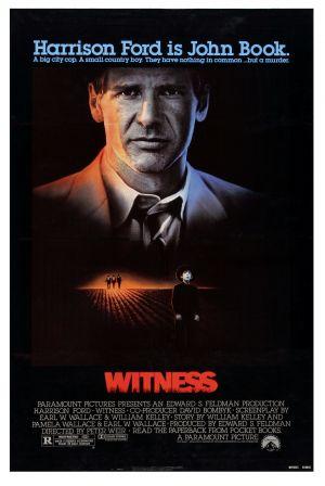 Cartaz A Testemunha