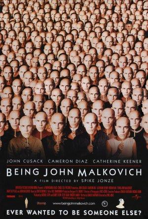 Cartaz Quero Ser John Malkovich