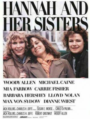 Cartaz Hannah e Suas Irmãs