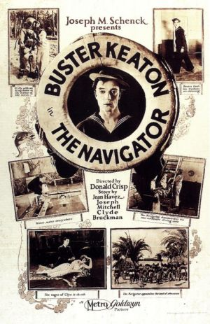 Cartaz Marinheiro por Descuido