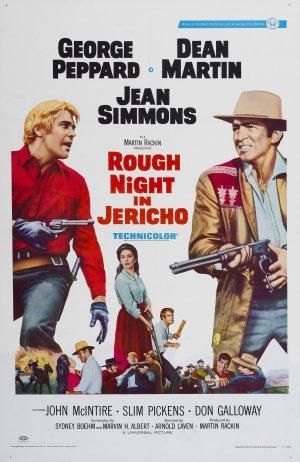 Cartaz A Noite dos Pistoleiros