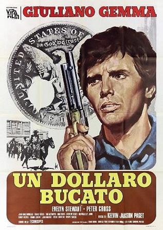 Cartaz O Dólar Furado