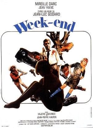 Cartaz Week-End à Francesa