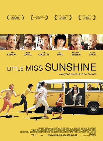 Cartaz A Pequena Miss Sunshine