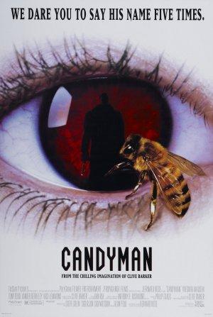 Cartaz O Mistério de Candyman