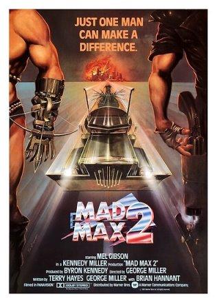 Cartaz Mad Max 2 - A Caçada Continua