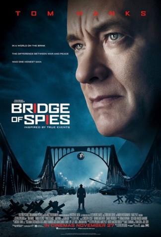 Cartaz Ponte dos Espiões