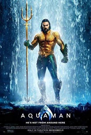 Cartaz Aquaman