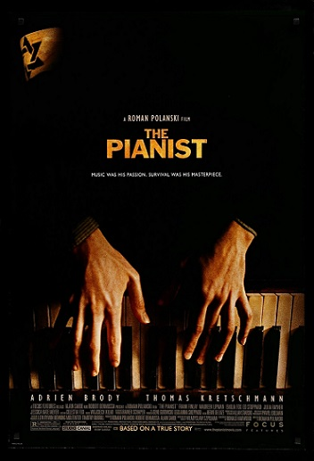 Cartaz O Pianista