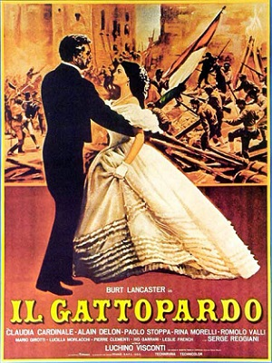 Cartaz O Leopardo