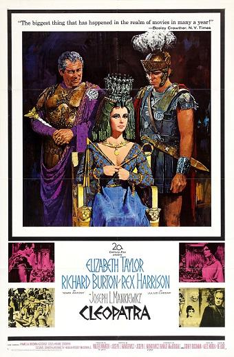 Cartaz Cleópatra